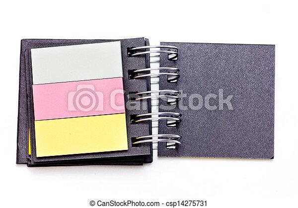 colorare, quaderno - csp14275731
