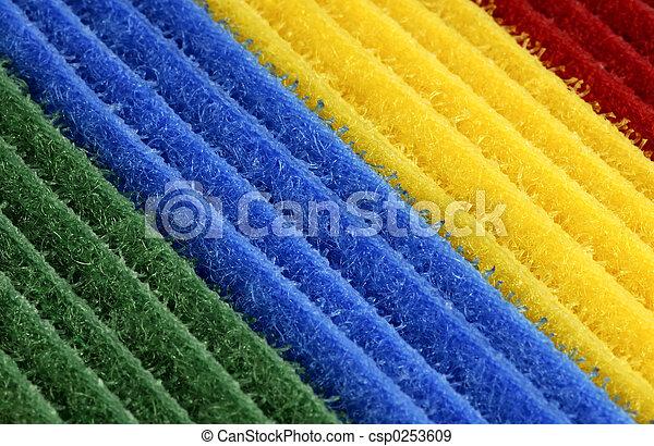 colorare, velcro - csp0253609