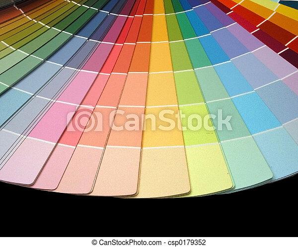 colorare, ventilatore - csp0179352
