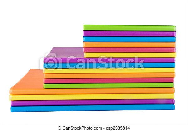colore, quaderno - csp2335814