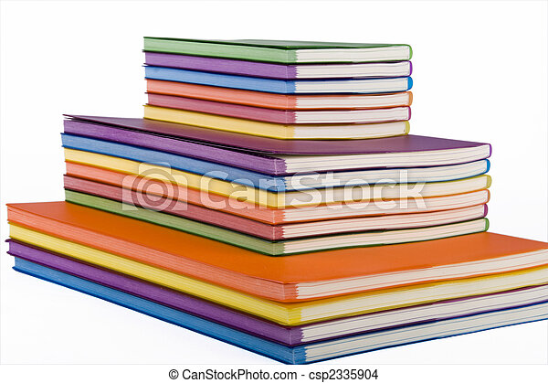 colore, quaderno - csp2335904