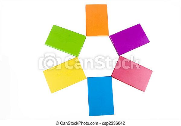 colore, quaderno - csp2336042