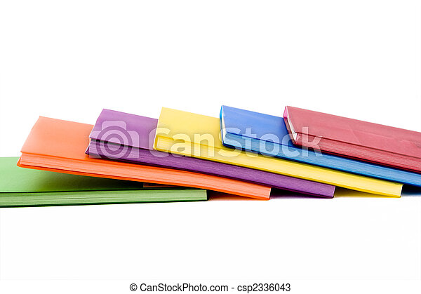 colore, quaderno - csp2336043
