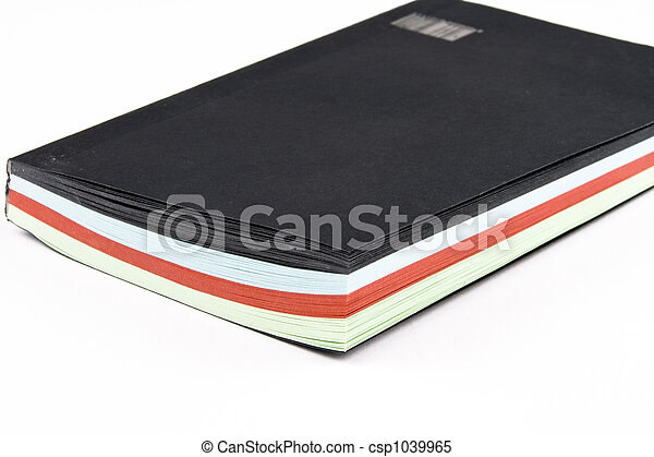 colore, quaderno - csp1039965