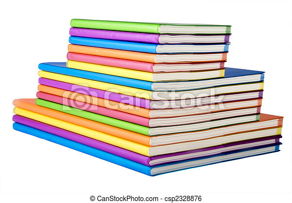 colore, quaderno - csp2328876