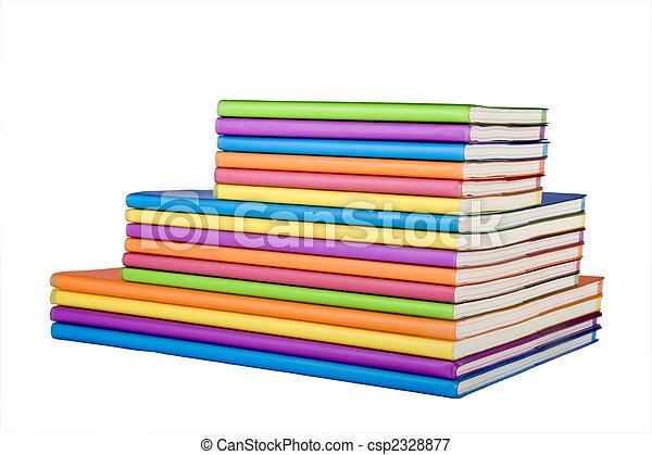 colore, quaderno - csp2328877