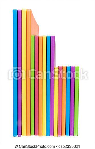 colore, quaderno - csp2335821