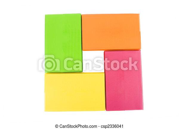 colore, quaderno - csp2336041
