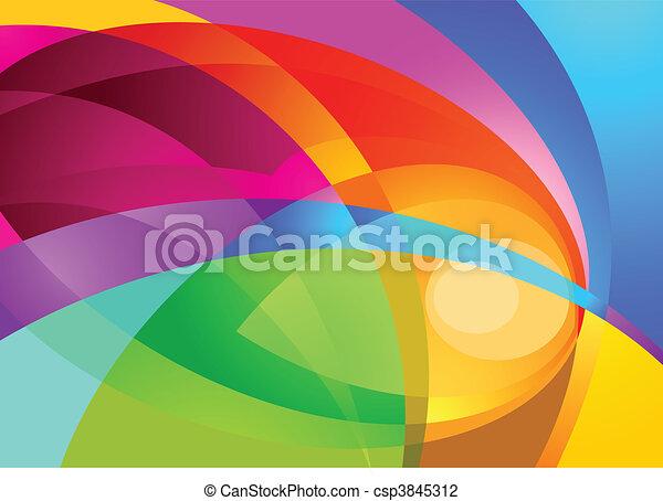 colore, schizzo, fondo - csp3845312