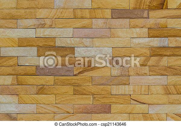 colorito, mattone, struttura, parete, fondo. - csp21143646