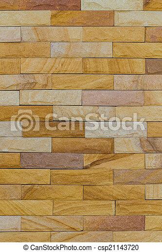 colorito, mattone, struttura, parete, fondo. - csp21143720