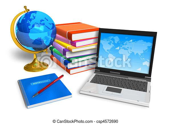concetto, educazione - csp4572690