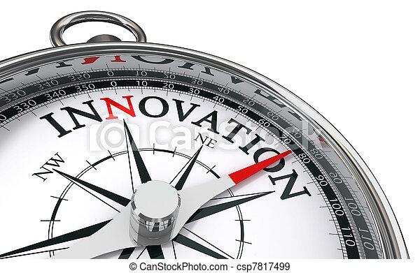 concetto, innovazione, bussola - csp7817499