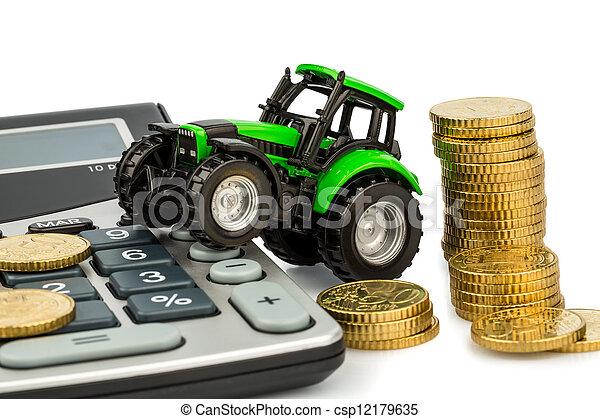 contabilità, costo, agricoltura - csp12179635