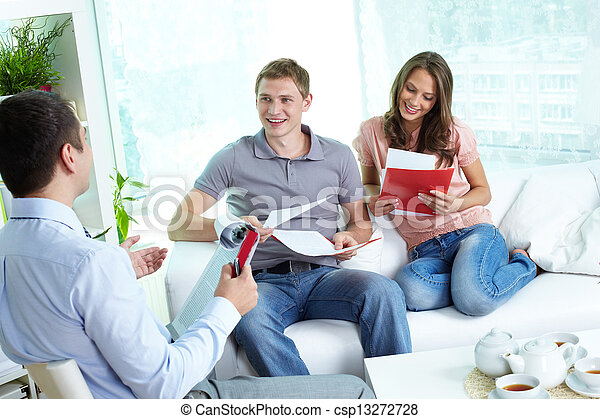 contratto, assicurazione - csp13272728