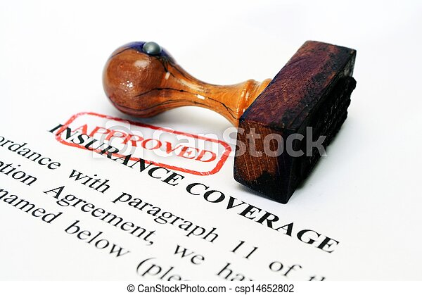 copertura assicurazione - csp14652802