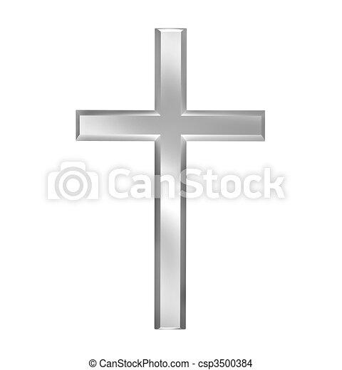 cristiano, croce - csp3500384