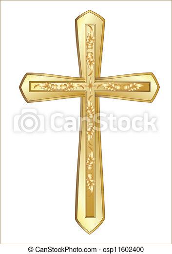 cristiano, croce - csp11602400