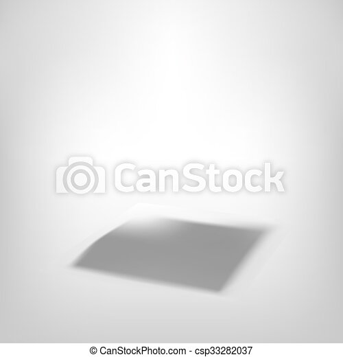 cubo bianco, 3d - csp33282037