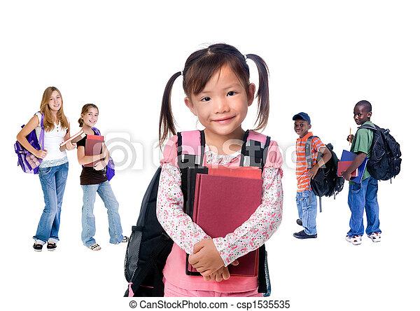 diversità, educazione, 007 - csp1535535
