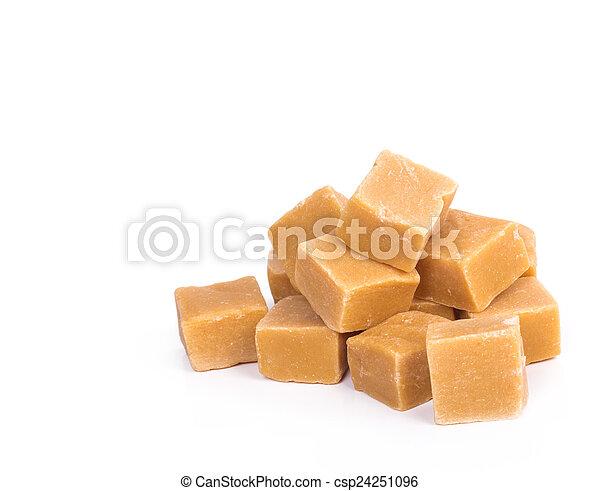 dolce, caramello - csp24251096