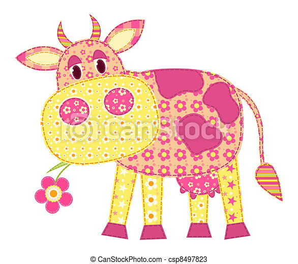domanda, cow. - csp8497823