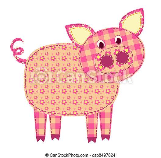 domanda, pig. - csp8497824