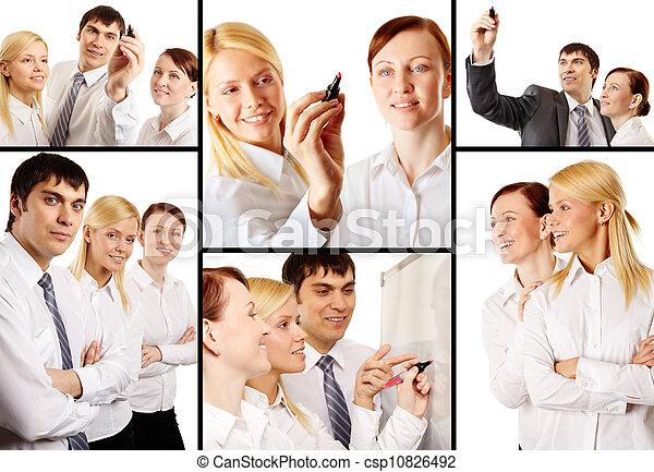 educazione, affari - csp10826492