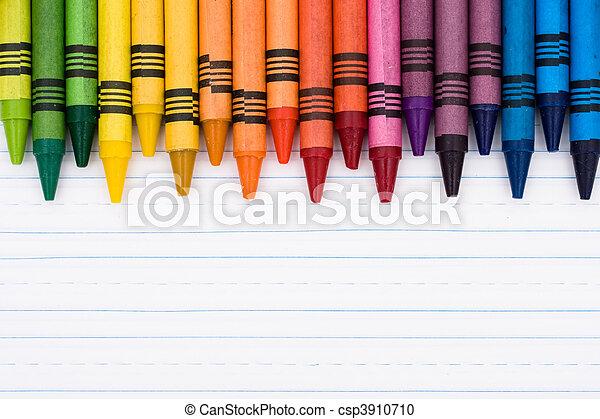 educazione, fondo - csp3910710