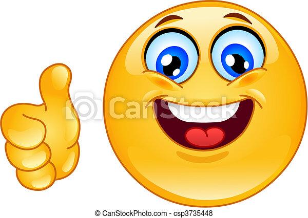 emoticon, ok - csp3735448