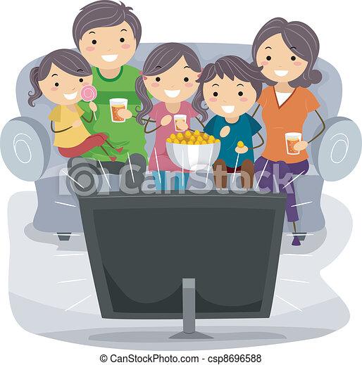 famiglia, mostra - csp8696588