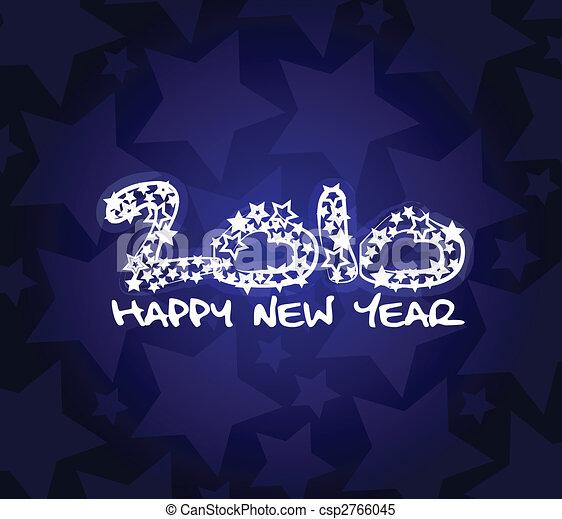 felice anno nuovo - csp2766045