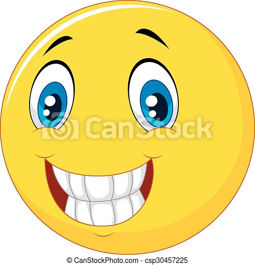 felice, smiley fronteggiano - csp30457225