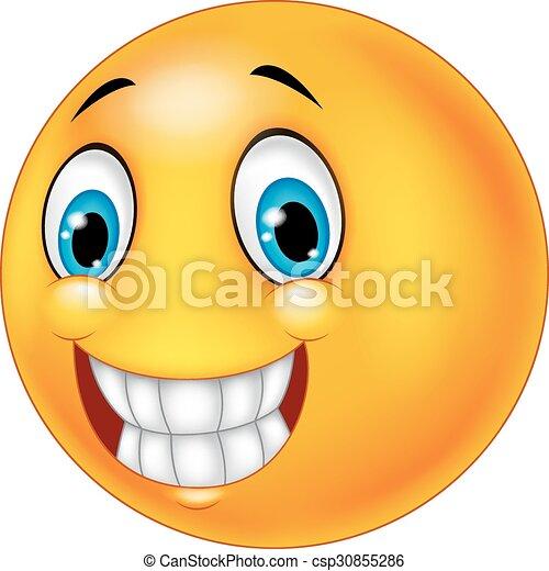 felice, smiley fronteggiano - csp30855286