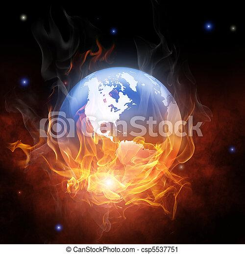 flamy, simbolo - csp5537751