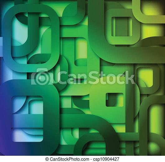 fondo., astratto, vettore, colorito - csp10904427