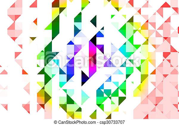 fondo, multicolor - csp30733707