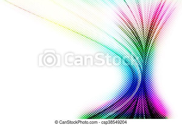 fondo, multicolor - csp38549204