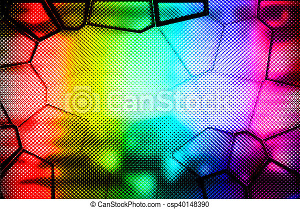 fondo, multicolor - csp40148390
