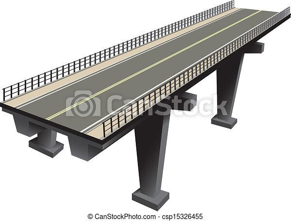frammento, superstrada - csp15326455
