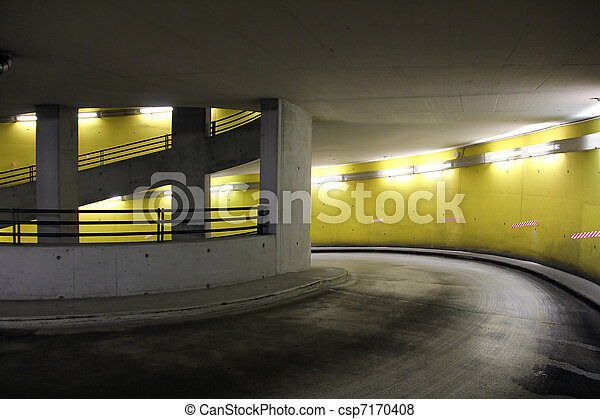 garage, parcheggio - csp7170408