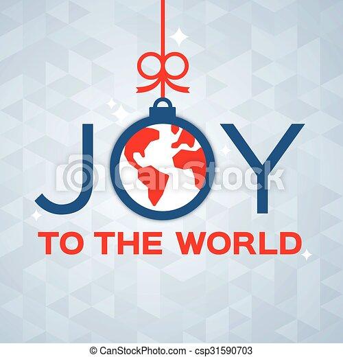 gioia, mondo - csp31590703
