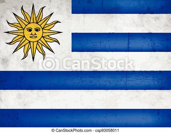 giorno indipendenza, uruguay - csp93058011