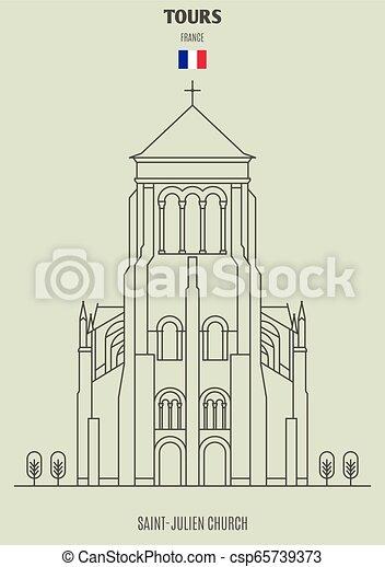 giri, icona, punto di riferimento, saint-julien, france. - csp65739373