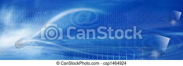 globale, internet, data... - csp1464924