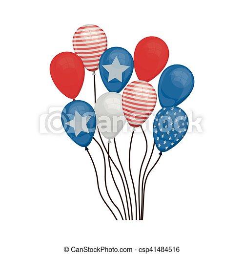 globi, corda, giorno, indipendenza - csp41484516