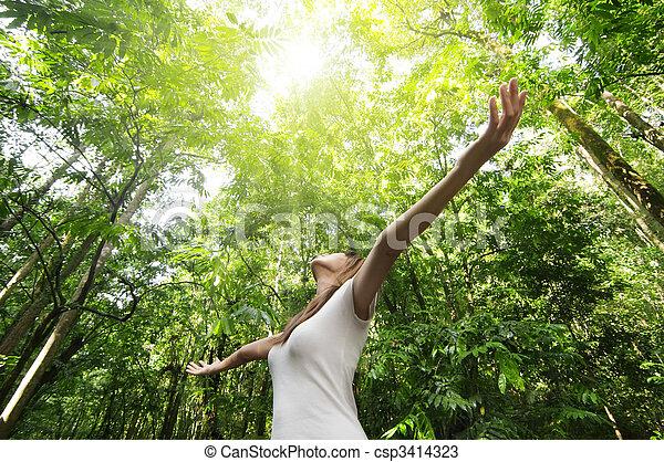 godere, natura - csp3414323