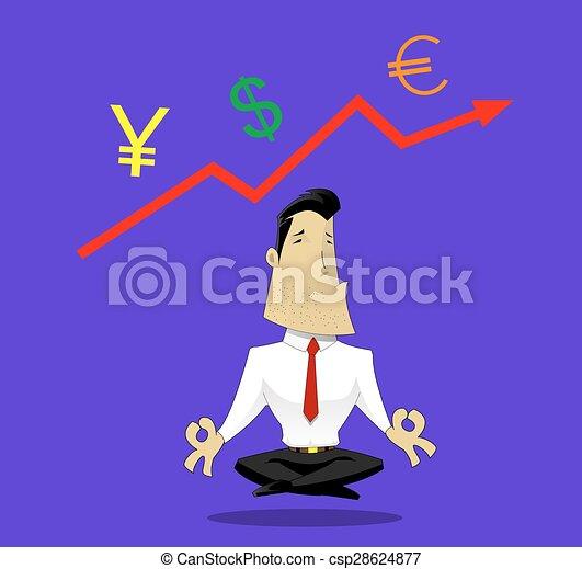 guru, imposta fondiaria, scambio - csp28624877