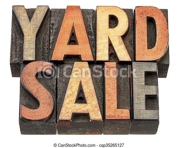 iarda, legno, bandiera, tipo, vendita - csp35265127