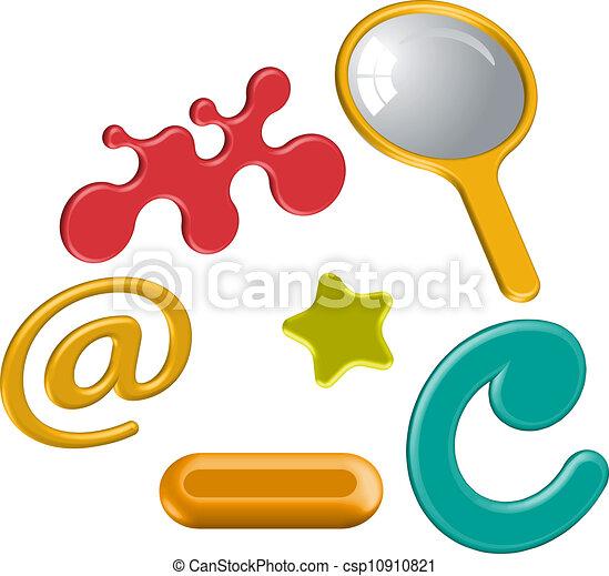 icone, web - csp10910821